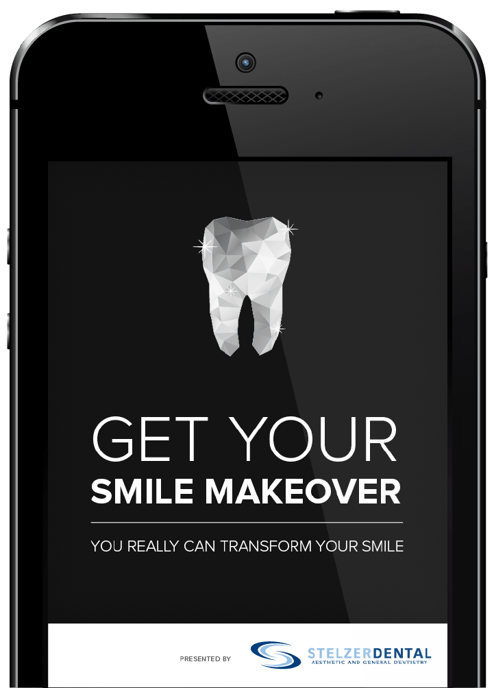 cosmetic dentist north wales - Smile makeover free eBook phone preview