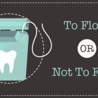 should you or should you not floss