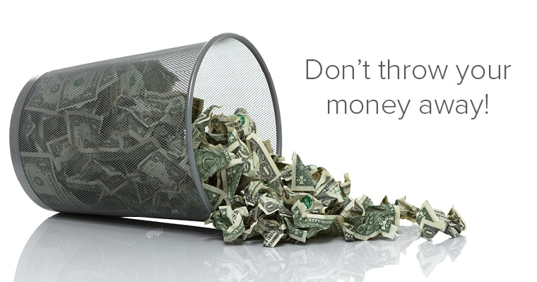 don't throw your money away use your dental insurance