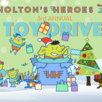 Stelzer Dental Supports Holton's Heroes Holiday Toy Drive